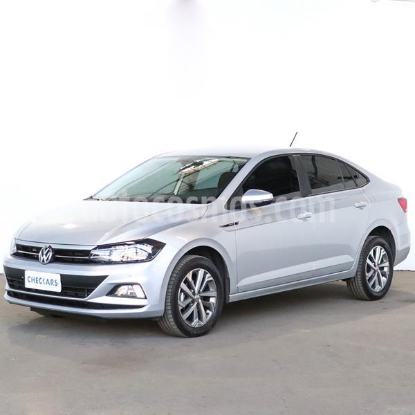 Volkswagen Virtus Highline 1.6 Aut usado (2018) color Plata precio $1.676.000