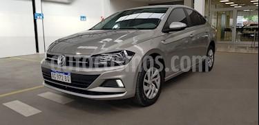 foto Volkswagen Virtus Trendline 1.6 Aut usado (2018) color Plata Tungsteno precio $800.000