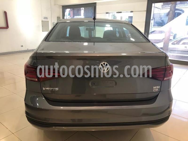 Foto Volkswagen Virtus Trendline 1.6 nuevo color Plata Tungsteno precio $1.416.350