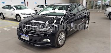 Volkswagen Virtus Comfortline 1.6 Aut usado (2019) color Negro Universal precio $930.000
