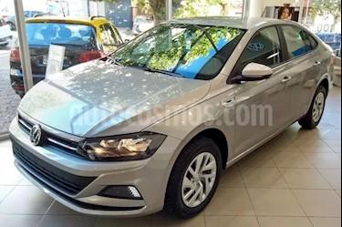 Foto venta Auto usado Volkswagen Virtus Comfortline 1.6 (2019) color Gris Platinium precio $721.500