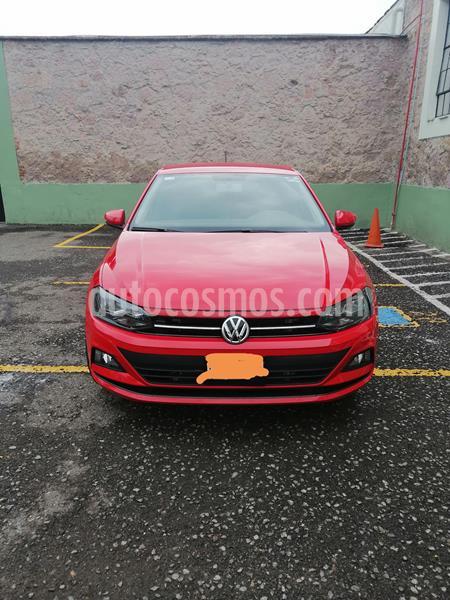 Volkswagen Virtus 1.6L Aut usado (2020) color Rojo precio $238,500