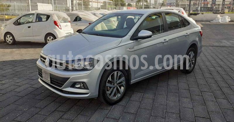 Volkswagen Virtus 1.6L usado (2020) color Plata Dorado precio $244,900