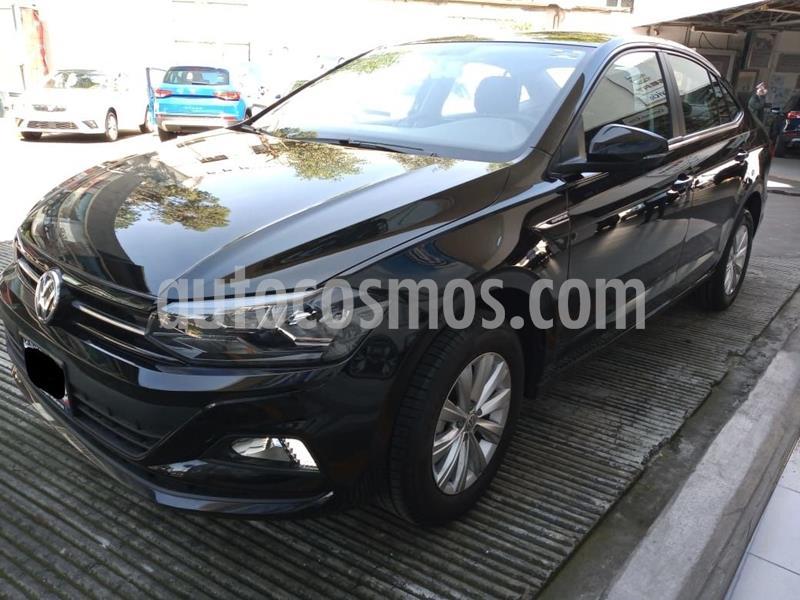 Volkswagen Virtus 1.6L usado (2020) color Negro precio $256,839