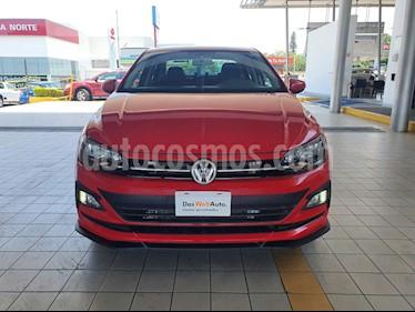 Volkswagen Virtus 1.6L usado (2020) color Rojo precio $259,900