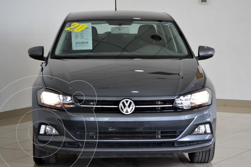 Foto Volkswagen Virtus 1.6L Tiptronic usado (2020) color Gris precio $270,000