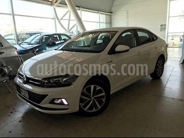 Volkswagen Virtus 1.6L Aut usado (2020) color Blanco precio $249,900
