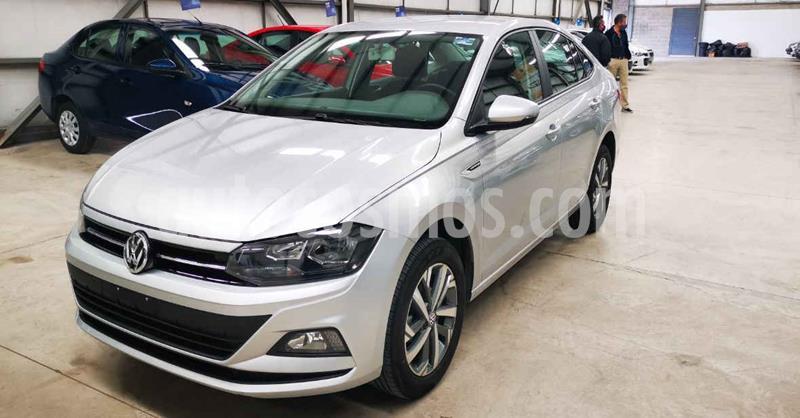 Volkswagen Virtus 1.6L Aut usado (2020) color Plata precio $244,900