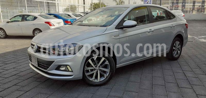 foto Volkswagen Virtus 1.6L Aut usado (2020) color Plata precio $239,900