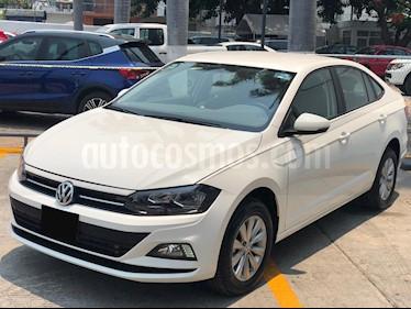 Volkswagen Virtus 1.6L usado (2020) color Gris precio $260,000