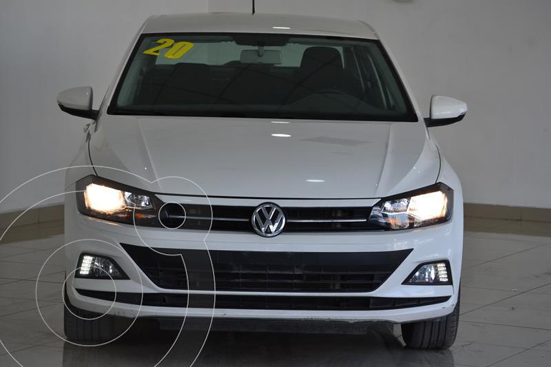 Foto Volkswagen Virtus 1.6L Tiptronic usado (2020) color Blanco precio $270,000