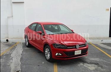 Volkswagen Virtus 1.6L usado (2020) color Rojo precio $255,000