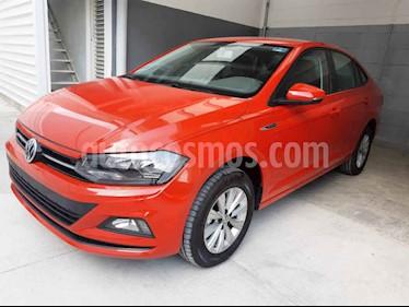 Volkswagen Virtus 4p AT usado (2020) color Rojo precio $249,500