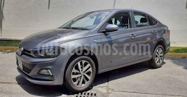 Volkswagen Virtus 1.6L Aut usado (2020) color Gris precio $249,900