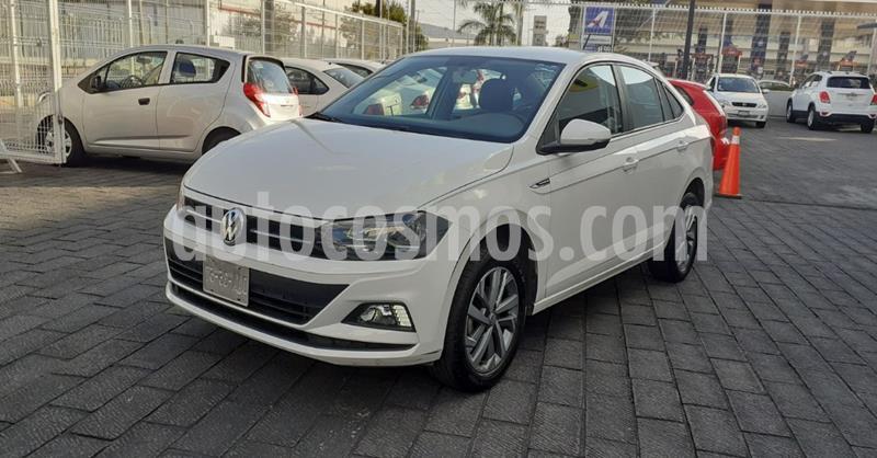 Volkswagen Virtus 1.6L usado (2020) color Blanco precio $244,900