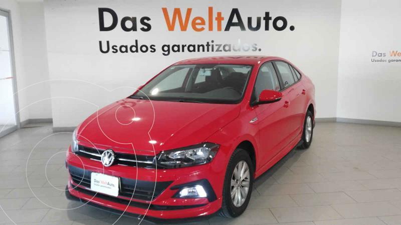 Foto Volkswagen Virtus 1.6L usado (2020) color Rojo precio $269,900