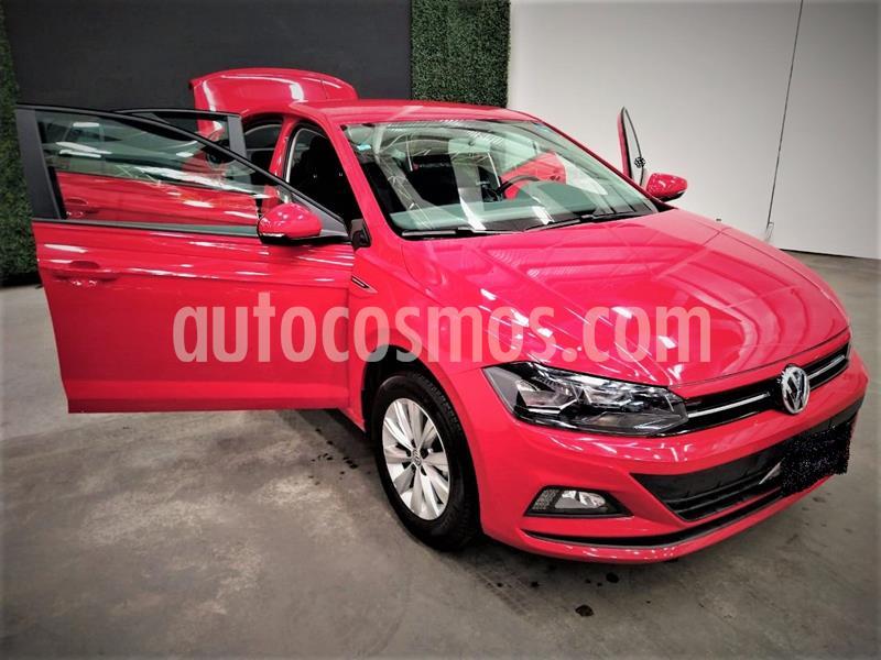 Volkswagen Virtus 1.6L usado (2020) color Rojo Tornado precio $262,999