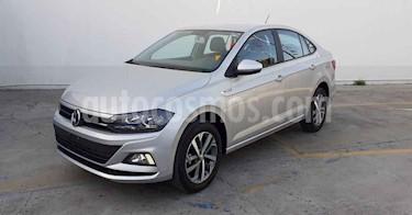 Volkswagen Virtus 1.6L Aut usado (2020) color Plata precio $229,800