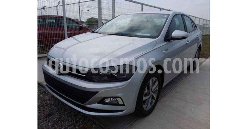Volkswagen Virtus 1.6L Aut usado (2020) color Plata precio $239,900