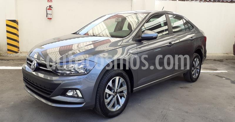 Volkswagen Virtus 1.6L usado (2020) color Gris precio $244,900