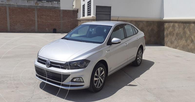 Foto Volkswagen Virtus 1.6L usado (2020) color Plata Dorado precio $234,900