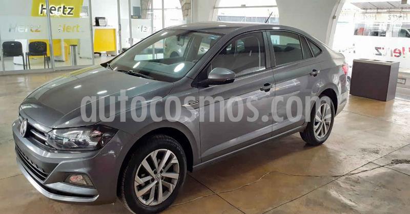 Volkswagen Virtus 1.6L Aut usado (2020) color Gris precio $236,000