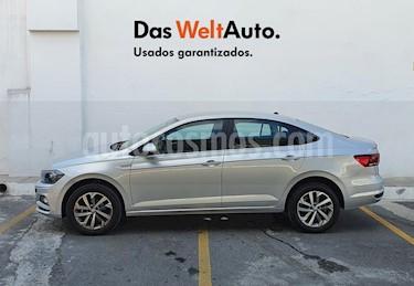 Volkswagen Virtus 1.6L usado (2020) color Plata precio $265,000