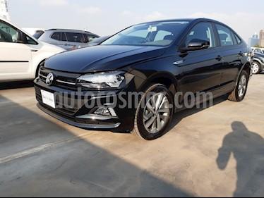 Volkswagen Virtus 1.6L usado (2020) color Negro precio $275,000