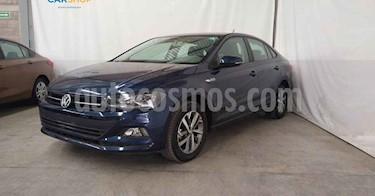 foto Volkswagen Virtus 1.6L Aut usado (2020) color Azul precio $249,900