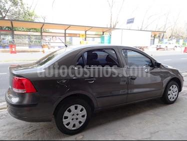 Volkswagen Voyage - usado (2009) color Marron precio $248.000