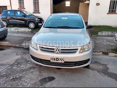 Foto Volkswagen Voyage 1.6 Advance usado (2009) color Gris Claro precio $260.000