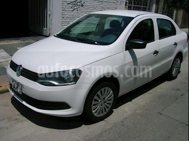 Foto venta Auto usado Volkswagen Voyage 1.6 Comfortline Plus Aut (2014) color Blanco
