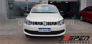 Volkswagen Voyage 1.6 Comfortline Plus Aut usado (2016) color Blanco precio $370.000
