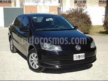 Foto venta Auto usado Volkswagen Voyage 1.6 Comfortline Plus Aut (2013) color Negro precio $190.000