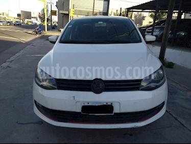 Foto venta Auto Usado Volkswagen Voyage 1.6 Comfortline Plus Aut (2013) color Blanco precio $250.000