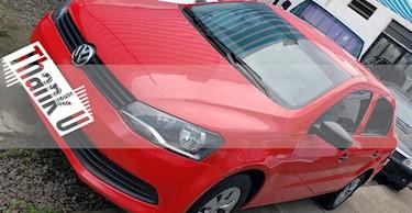 Foto venta Auto usado Volkswagen Voyage 1.6 Comfortline (2015) color Rojo precio $260.000