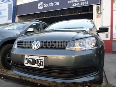 Foto Volkswagen Voyage 1.6 Comfortline usado (2013) color Gris Oscuro precio $199.000