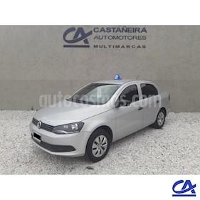 foto Volkswagen Voyage 1.6 Comfortline usado (2013) color Gris Claro precio $308.000
