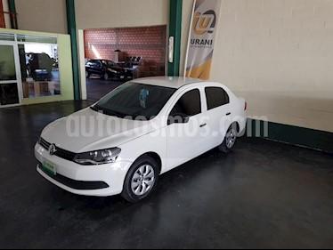Foto venta Auto usado Volkswagen Voyage 1.6 Comfortline (2015) color Blanco precio $285.000