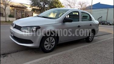 Volkswagen Voyage 1.6 Comfortline usado (2014) color Gris Claro precio $410.000