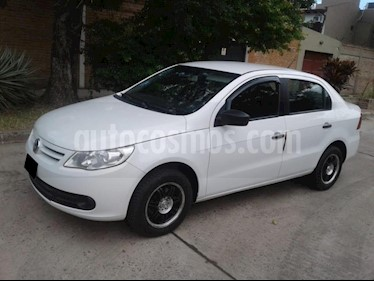 Foto venta Auto usado Volkswagen Voyage 1.6 Format (2012) color Blanco precio $195.000