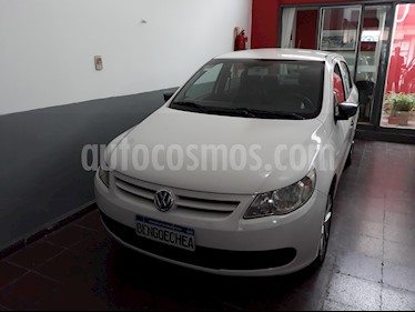 Volkswagen Voyage 1.6 Format usado (2011) color Blanco precio $275.000