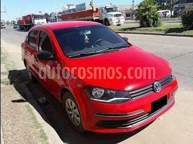 Foto venta Auto usado Volkswagen Voyage 1.6 Trendline (2015) color Rojo precio $250.000