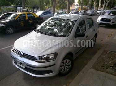 Foto venta Auto usado Volkswagen Voyage 1.6 Trendline (2015) color Gris precio $360.000
