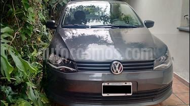 Foto venta Auto usado Volkswagen Voyage 1.6 Trendline (2015) color Gris precio $290.000
