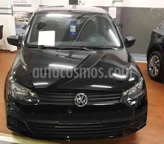 Foto Volkswagen Voyage 1.6 Trendline usado (2018) color Negro precio $415.000