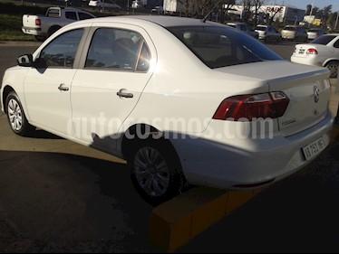 Foto venta Auto usado Volkswagen Voyage 1.6 Trendline (2017) color Blanco Cristal precio $349.000