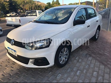 Foto venta Auto usado Volkswagen Voyage 1.6 Trendline (2018) color Blanco precio $434.000
