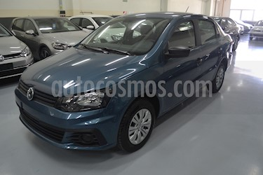 Foto venta Auto nuevo Volkswagen Voyage 1.6 Trendline color Azul