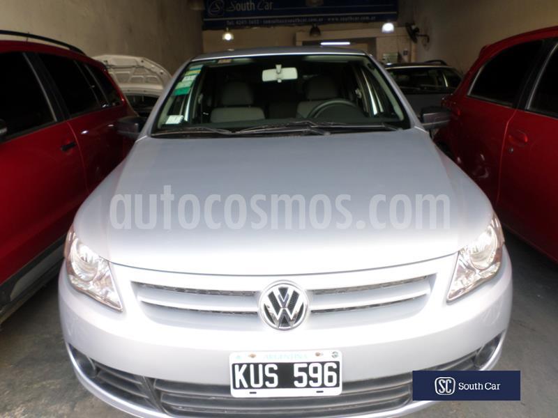 Volkswagen Voyage 1.6 Highline Aut usado (2012) color Gris Claro precio $455.000